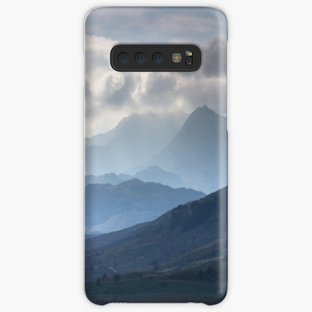 Snowdonia - Snowdon and her Sisters Case & Skin for Samsung Galaxy