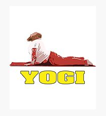 Yogi Photographic Print