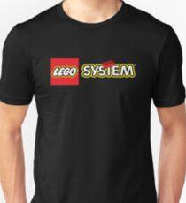 Lego System logo T-Shirt