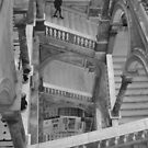 Up and Down the Stairs by biddumy