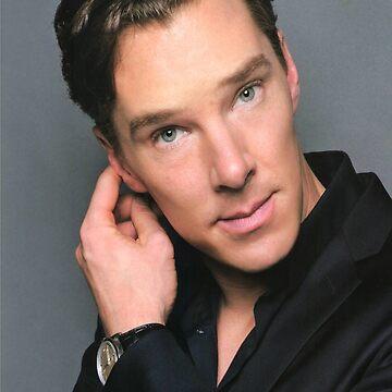 Benedict Cumberbatch 6 by A5-TheGlue