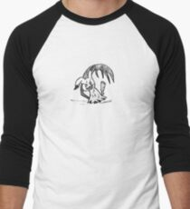 Ragachu Men's Baseball ¾ T-Shirt
