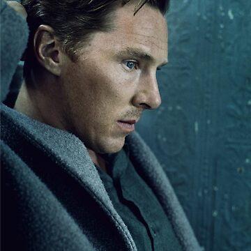 Benedict Cumberbatch 8 by A5-TheGlue