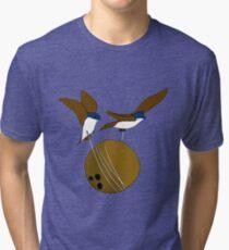 Swallows Tri-blend T-Shirt