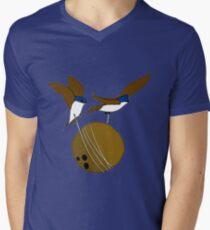Swallows Men's V-Neck T-Shirt