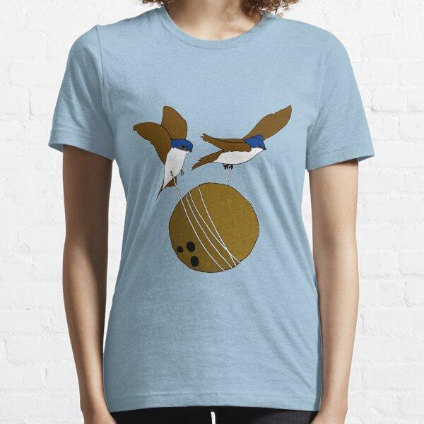 Hirondelles T-shirt essentiel
