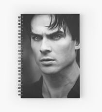 The Vampire Diaries - Damon Salvatore Spiral Notebook