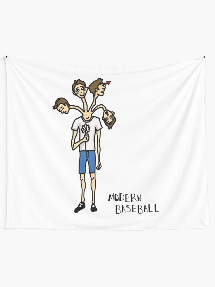 Modern Baseball // Stages of Love | Wall Tapestry