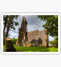 Avondale Castle Sticker