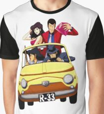 Lupin Graphic T-Shirt