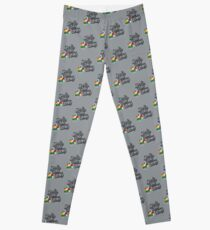 So Shines a Good Deed in a Weary World Leggings