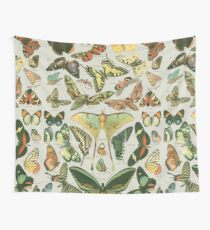 Butterfly Pattern Wall Tapestry