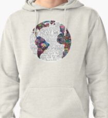 Us Against The World Pullover Hoodie