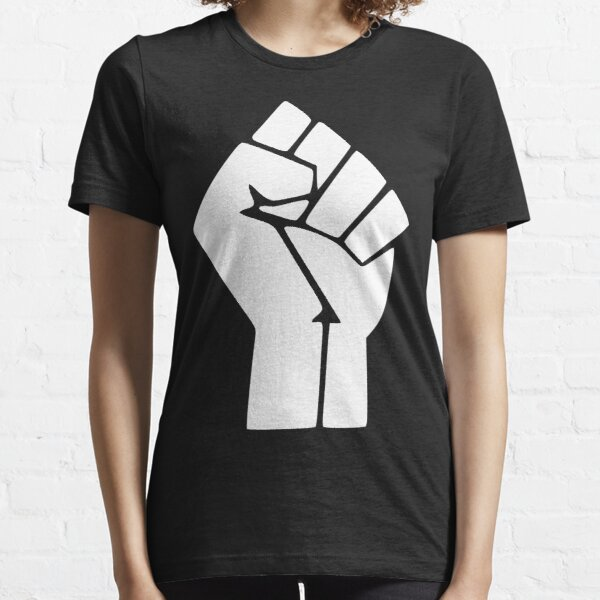 Black Lives Matter Logo Essential T-Shirt
