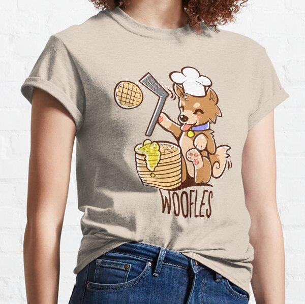 I'm making woofles Classic T-Shirt