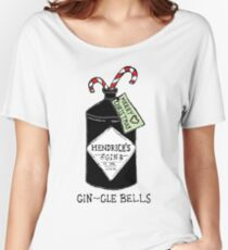 GIN-gle bells Women's Relaxed Fit T-Shirt