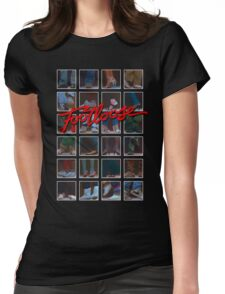 Footloose Womens Fitted T-Shirt