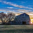 Brandt Barn by Jerry Walter