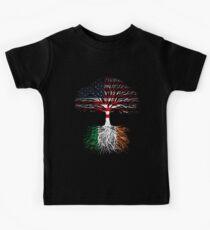 American Grown, Irish Roots Kids Tee