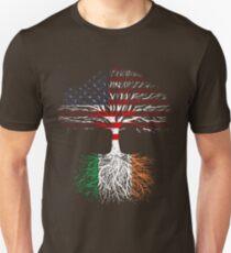 American Grown, Irish Roots T-Shirt
