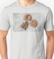Xmass cookies Unisex T-Shirt