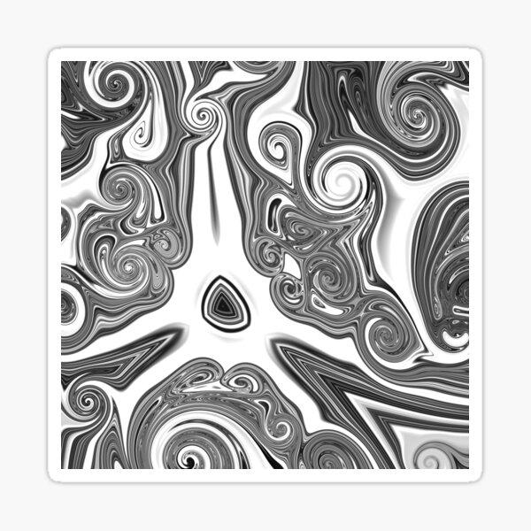 Gravitational Anomalies 16 Sticker