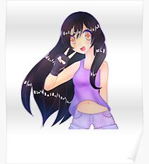 Aphmau Girl Poster