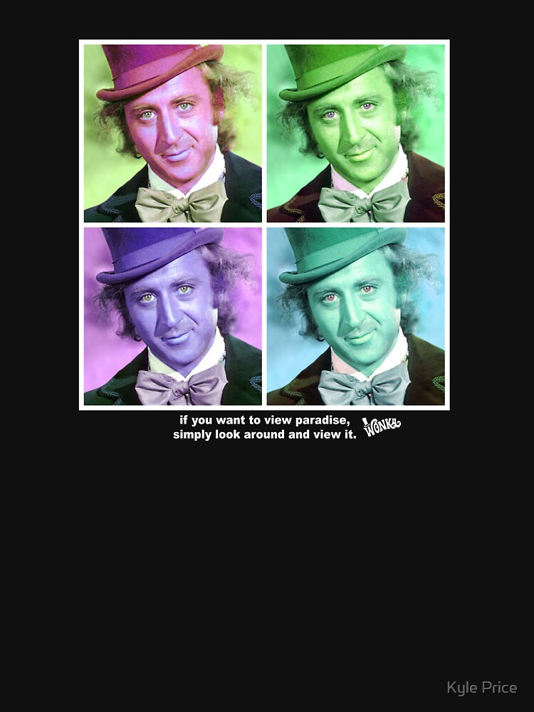 Willy Wonka Warhol | Unisex T-Shirt