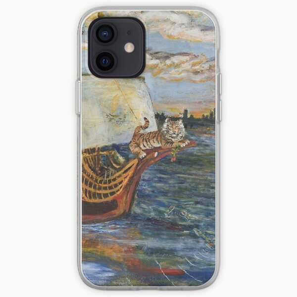 Ship Of Fools  iPhone Soft Case