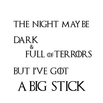 Dark night full terror by ayoul3