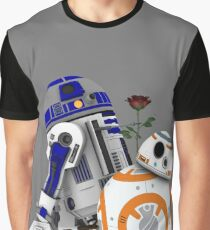 Android Love Graphic T-Shirt