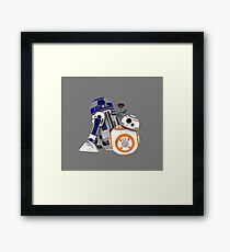 Android Love Framed Print