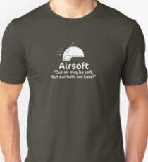 Airsoft - Soft air but hard balls T-Shirt