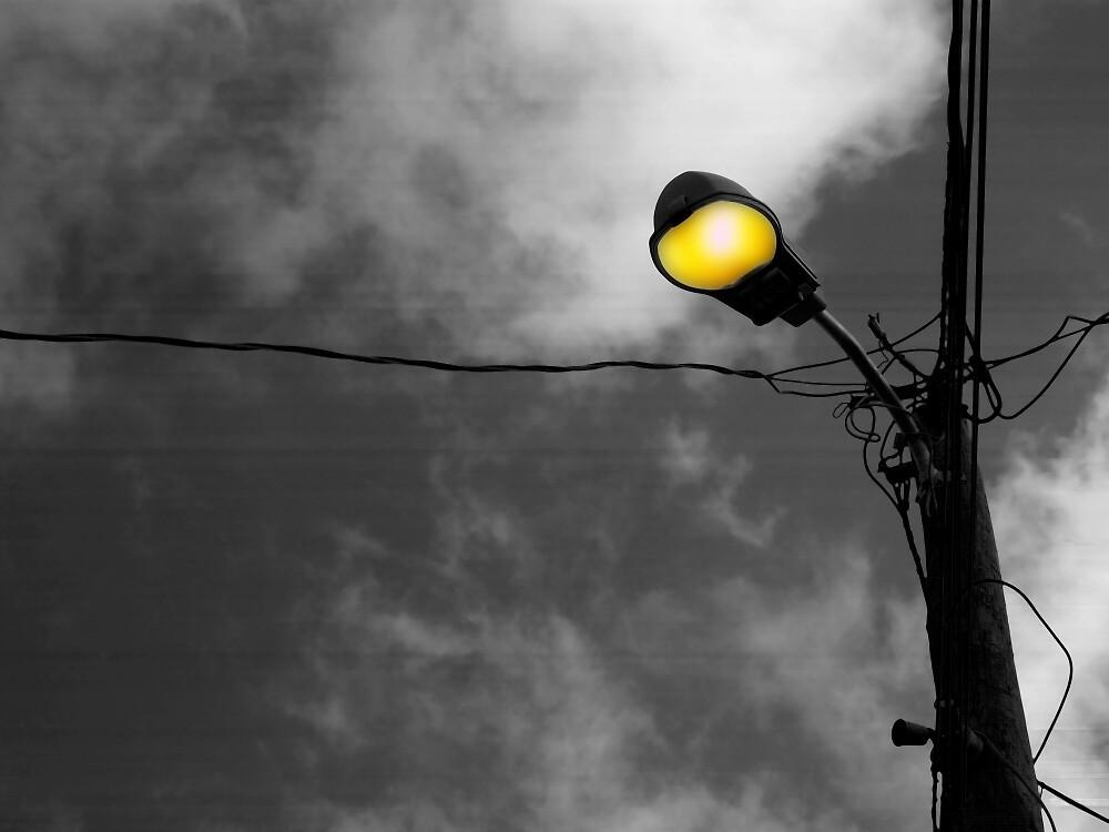 Illumin-Oddity by Christopher J Wesley