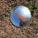 Nash hub cap by James Gibbs