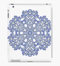 Cool Snowflakes iPad Case/Skin