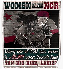 Women of The NCR Poster
