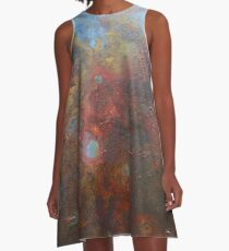 Yarmouth Abstraction  A-Line Dress