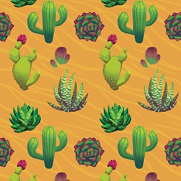 Cactus Assembly by PaulaLucas