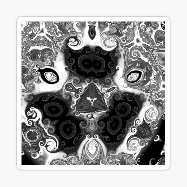 Gravitational Anomalies 7 Sticker