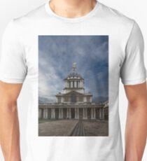 Greenwich buildings 1 Unisex T-Shirt