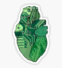 PCH - Printed Circuit Heart Sticker
