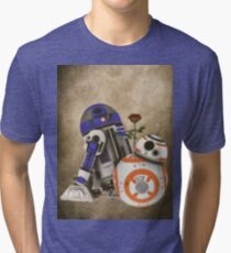 Android Love 2 Tri-blend T-Shirt