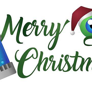 Christmas Sam by skettiyeti