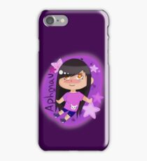 Aphmau chibi iPhone Case/Skin