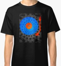 Vinyl Record Stars Classic T-Shirt