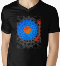 Vinyl Record Stars T-Shirt