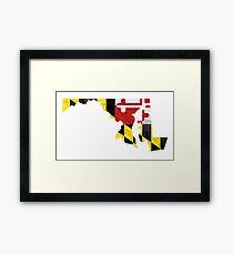 Maryland Framed Print