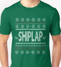 Shiplap Ugly Christmas Sweater T-Shirt