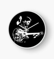 Blues Legend Clock